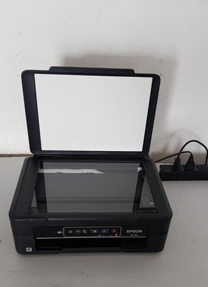 Impressora Epson Xp-241 Sucata Liga Ref: Ac158