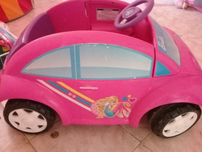 Para Carro Juguete Montar Barbi De rQtxCshd