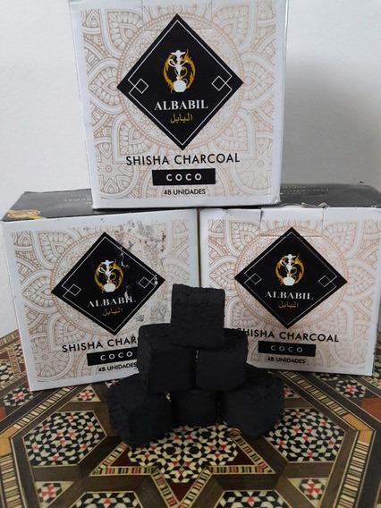 Carbon Coco Narguile Shisha Hookah