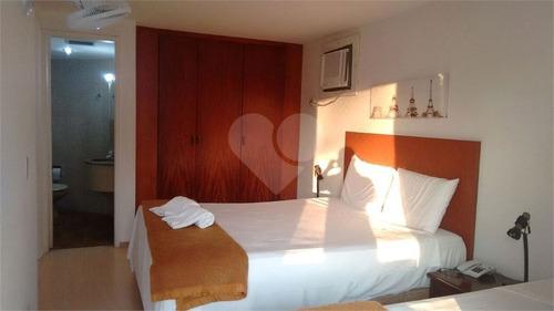Flat 1 Dormitório - Liberdade/sp - 326-im400956