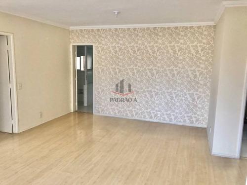 Apartamento Em Condomínio Padrão Para Venda No Bairro Tatuapé , Apto Com 126 M² Excelente Planta, Sendo 03 Dormitórios ( Duas Suítes ), Escritório, Lavabo, Armários Embutidos, Lazer Total. - 1764