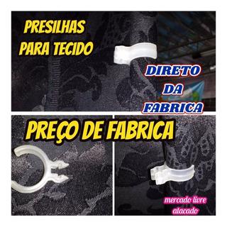 Presilhas Para Painel De Tecido Tela Magica Flores Kit C/30