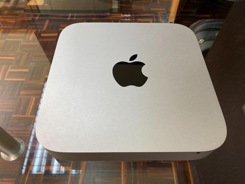 Imagen 1 de 4 de Vendo  Mac Mini Core I5 8gb Ram 500gb Hd, Trackpad Y Teclado