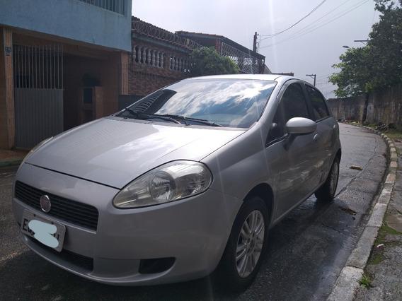 Fiat Punto Attractive 2011 Flex 1.4 Completo / Doc Ok