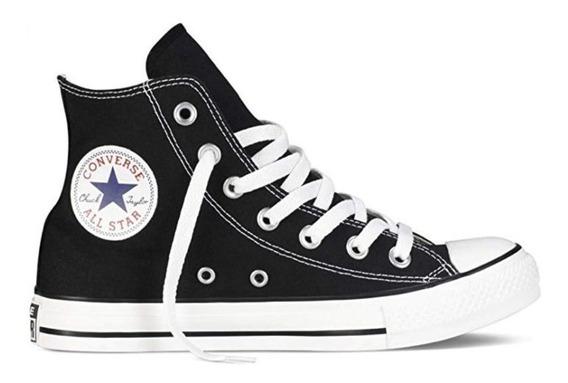 Zapatilla Converse Botita All Star Chuck Taylor Negra