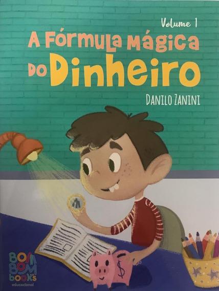 Livro Educacao Financeira - A Formula Magica Do Dinheiro