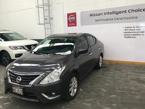 Nissan Versa Sin Definir 4p Sense L4/1.6 Aut