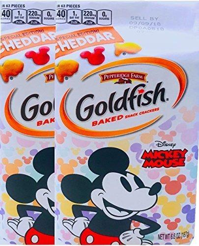 Nueva Pepperidge Farm Goldfish Al Horno Edición Especial Che