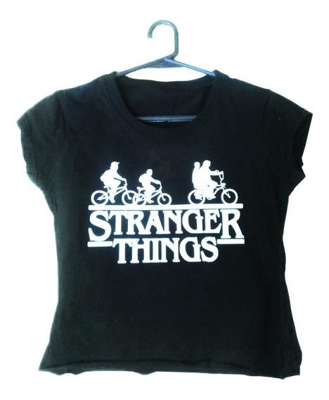 Pupera Stranger Things De Algodon Peinado 24.1