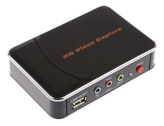 Grabador De Videojuegos Hd 1080p Grabador Hd / Ypbpr En