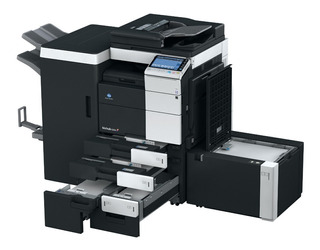 Konica Minolta C654 Impresora Alto Volumen 300 Grs. Oficial