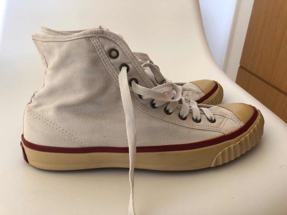 Zapatillas Converse Chuck Taylor All Star Blancas Botitas 40