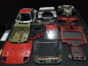 Ferrari F40/sucata/peças/miniatura/burago/1/18 /1987