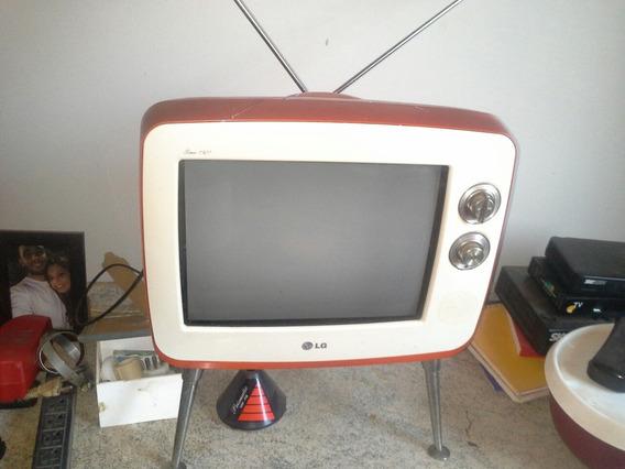 Tv Lg Retro