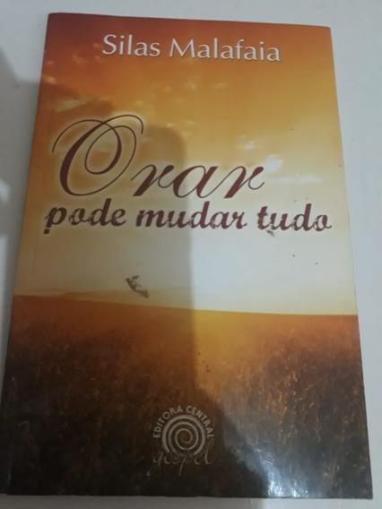 Livro A Oração Pode Mudar Tudo, Silas Malafaia