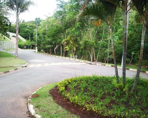 Excelente Terreno Localizado Em Frente Ao Lago Principal, Dentro Do Condomínio Scorpios Village, Jordanésia/cajamar. Km 38 Da Rodovia Anhanguera. Terr - Tc00307 - 34444200