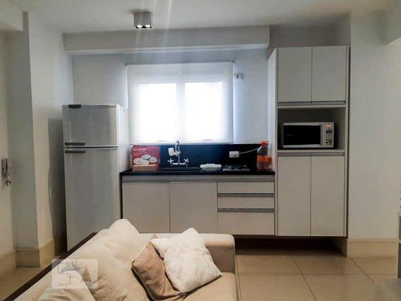 Apartamento Para Aluguel - Vila Olímpia, 1 Quarto, 51 - 893109588