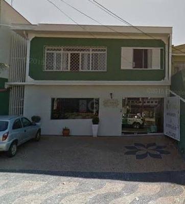 Casa Comercial Para Venda E Locação, Ponte Preta, Campinas. - Ca4330
