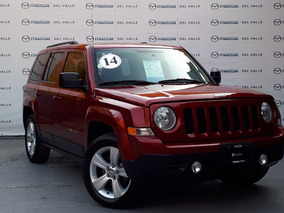Jeep Patriot 2014 Latitude Fwd Aut (398)