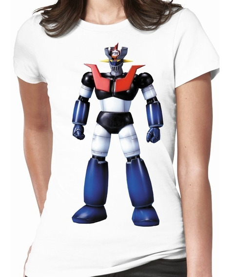 Blusas Cleen Alexer Mazinger Z Robot Blusas Increibles Mod 1