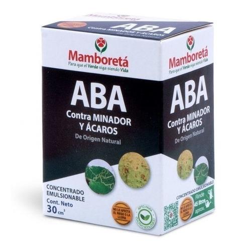 Mamboreta X2 Aba Y Oil 85 E Insecticida