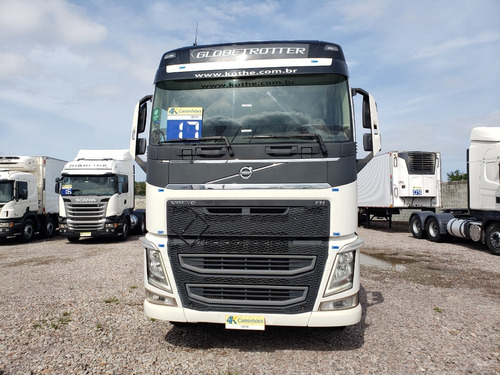 Volvo Fh Globetrotter 460 - 6x2 -2017