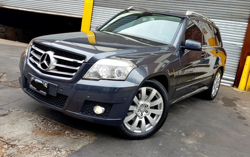 Imagen 1 de 15 de Mercedes-benz Clase Glk 3.0 Glk300 4matic Sport 231cv At