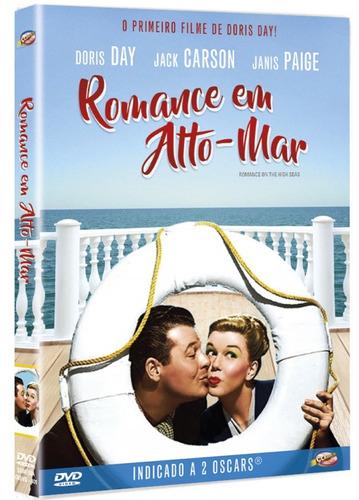 Dvd Romance Em Alto Mar - Classicline - Bonellihq M20