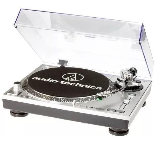 Toca Discos Audio Technica At-lp 120x Usb/novo Na Caixa