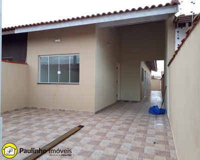 Casa Em Peruibe, Terreno Em Peruibe, - Ca03240 - 34181241
