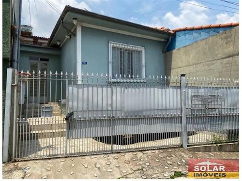 Imagem 1 de 20 de Casa Vila Feliz São Paulo/sp - 12167