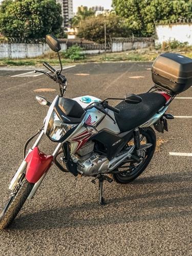 Imagem 1 de 8 de Honda Cg 150 Titan Ex