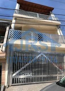 Sobrado Com 6 Dormitórios À Venda, 378 M² Por R$ 700.000 - Jardim Maria Helena - Barueri/sp - So1601