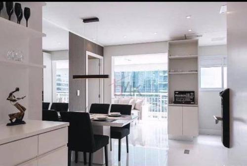 Apartamento À Venda E Para Locação No Itaim Bibi, Avenida Presidente Juscelino Kubitschek, 1.545. - Horizonte Jk. - Ap4984
