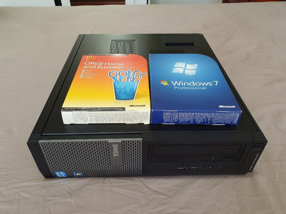 Desktop Dell Optiplex 3010 I3 8gb 500gb + Office Original