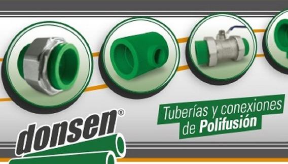 Tuberias Y Conexiones De Polifusion Donsen