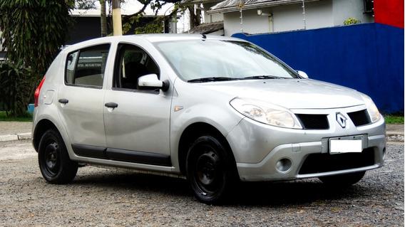 Renault Sandero Exp Completo 1.6 Flex 2011 - Venda Ou Troca