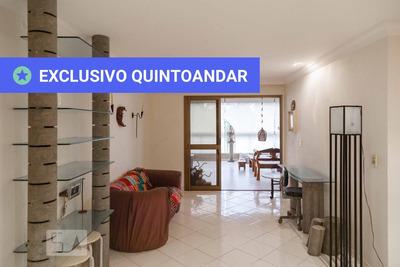 Apartamento No 2º Andar Mobiliado Com 2 Dormitórios E 1 Garagem - Id: 892861155 - 161155