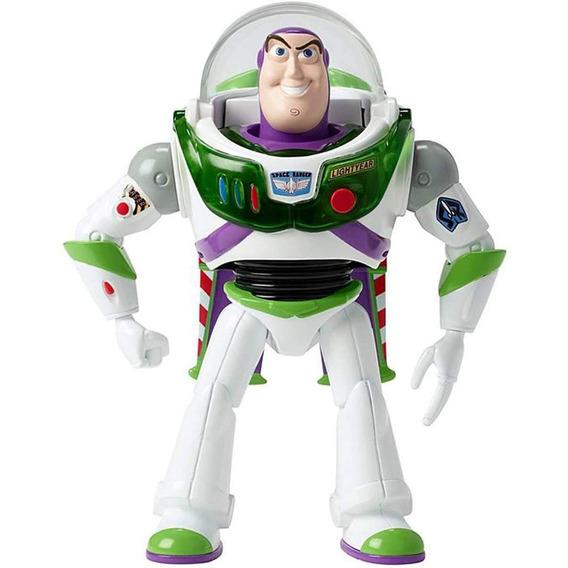Figura Com Luzes E Sons - 18 Cm - Disney - Pixar - Toy Story
