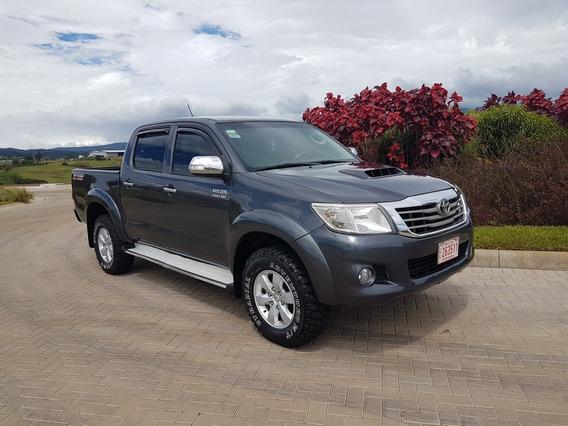 Toyota Hilux Srv 3.000 Cc