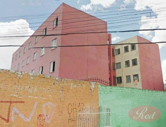 Apartamento Em Cdhu De Ferraz De Vasconcelos - Ap1700