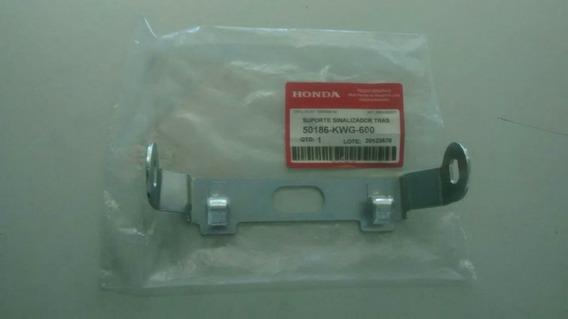 Suporte Sinalizador Tras. Cg125-original Honda-09/13