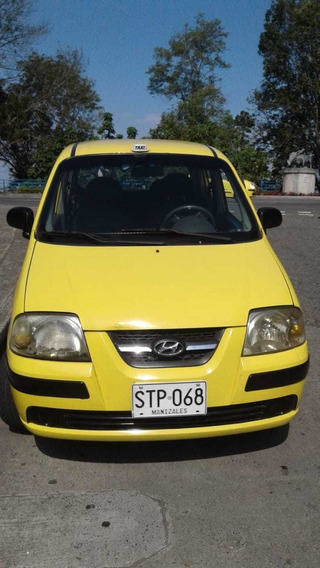 Taxi Hyundai Atos Prime Gl, Modelo 2011, Cupo Original.