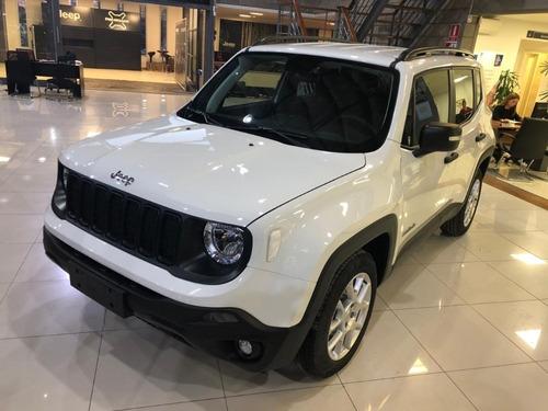 Jeep Renegade 1.8 Mt5 Sport  Financiacion 0km 2021