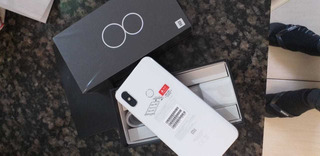Xiaomi Mi 8 Branco 128gb Usado 3 Dias