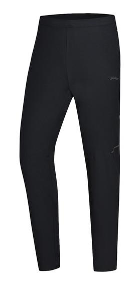Pantalón Li-ning Casual Series Negro