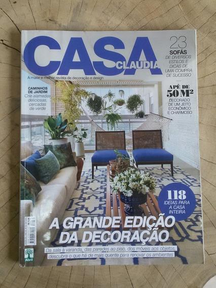 Revista Casa Cláudia Ed.650