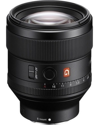 Lente Sony Fe 85mm 1.4 Gm Full Frame