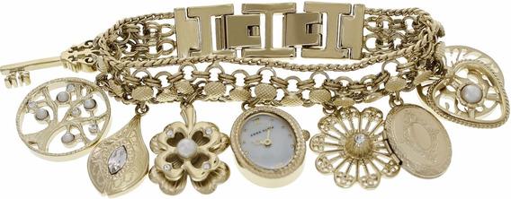 Relógio Anne Klein Exclusivo 8096 Chrm