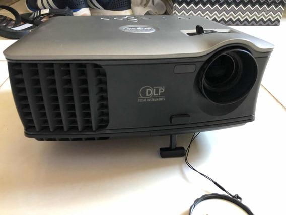 Projetor Dell 2400mp Funcionando
